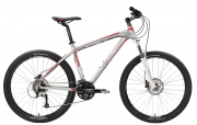 Silverback Stride 10 red 26""